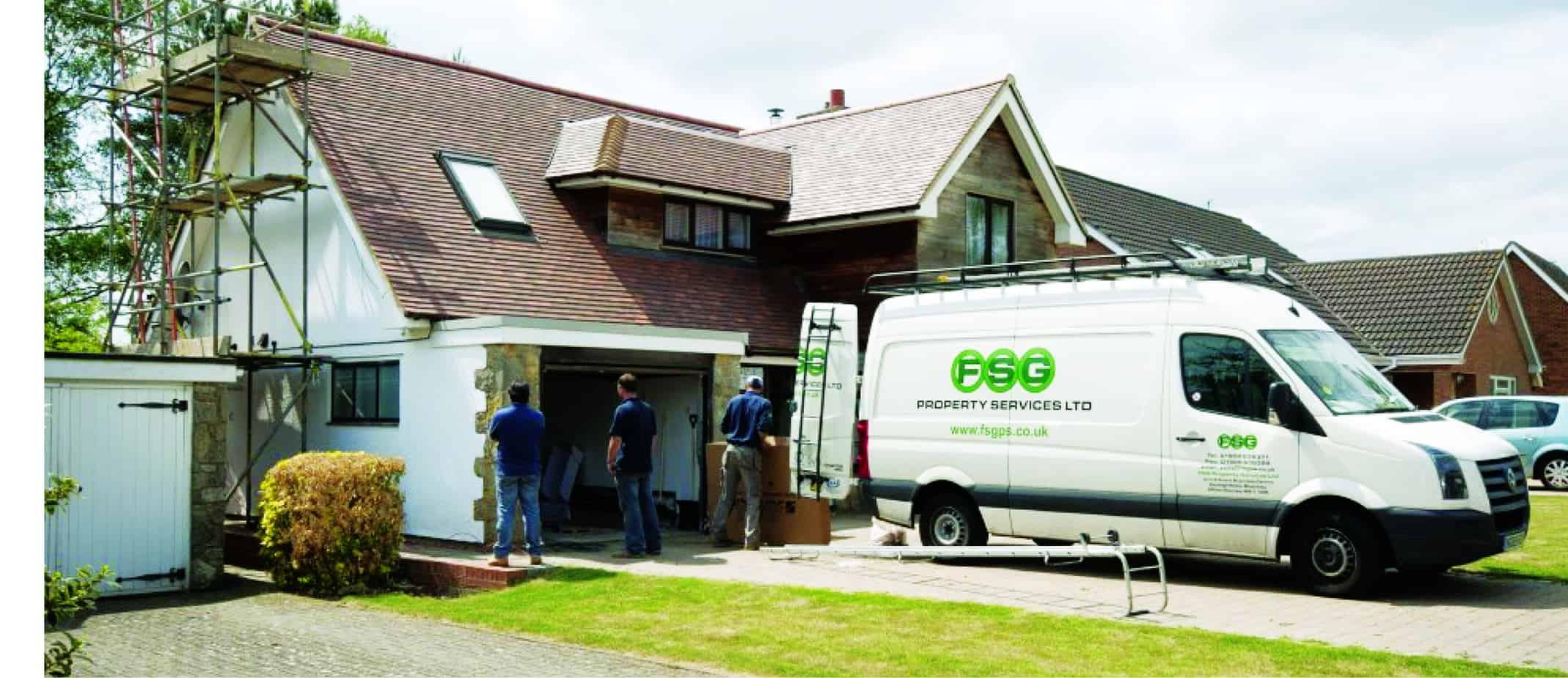 Fsg Property Maintenance Brand Magic